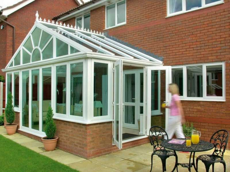Gable Front Conservatories