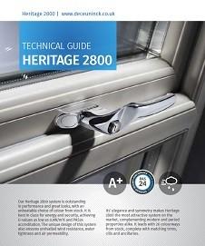 Heritage 2800