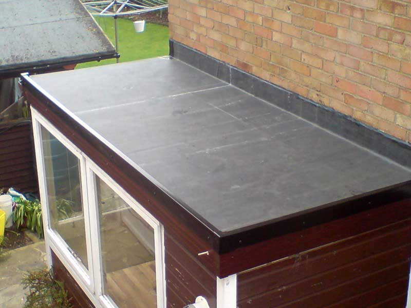 Rubber Roofing Installation Service