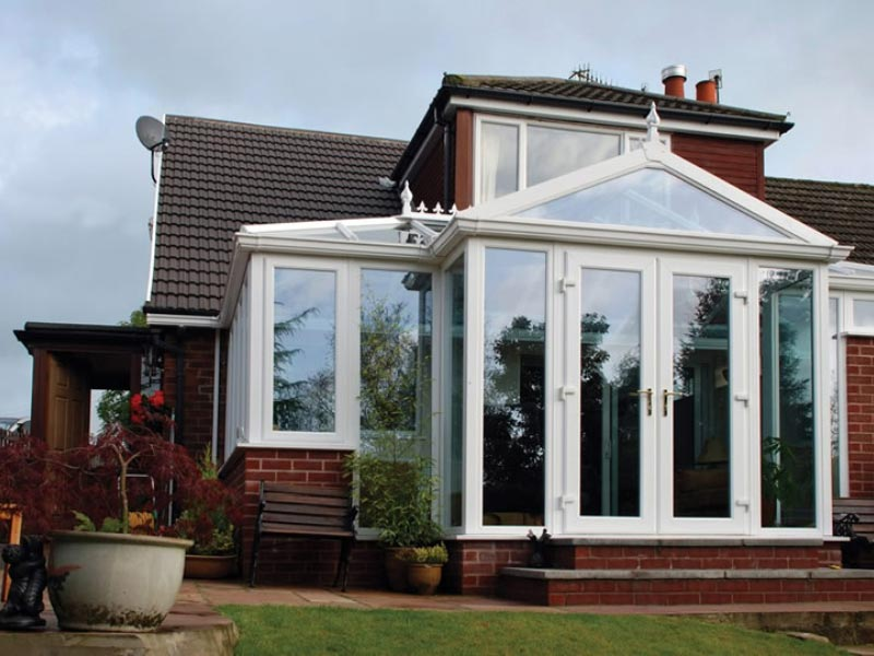T Shaped Conservatories Service