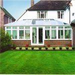 corner infil conservatories