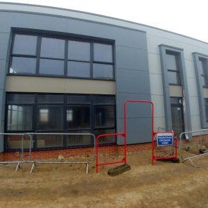 Hawkinge, Kent - Commercial uPVC Windows and Roller Shutters