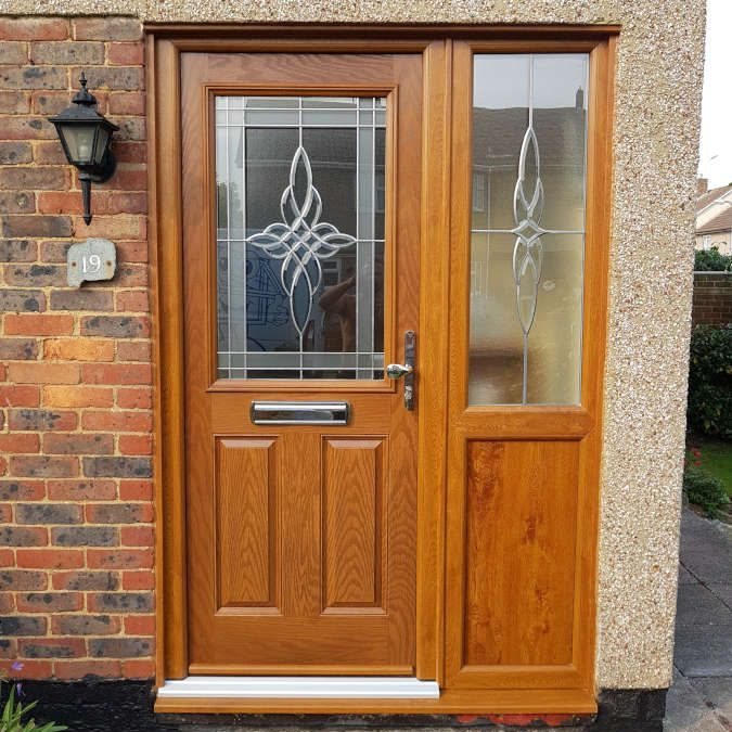 Composite Door Project