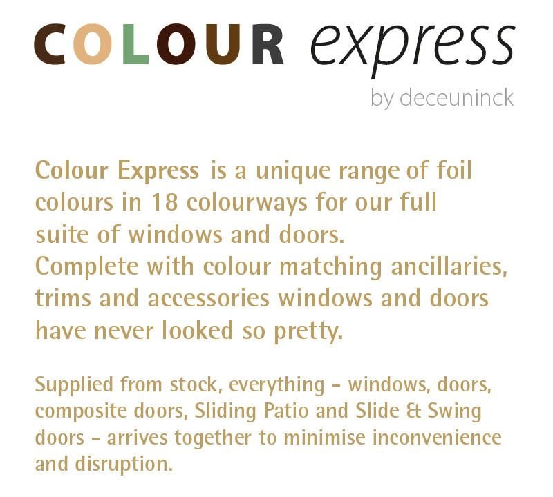 Deceuninck Colour Express