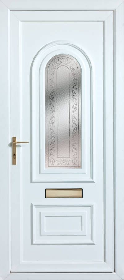 Panelled Doors - Flower Chase