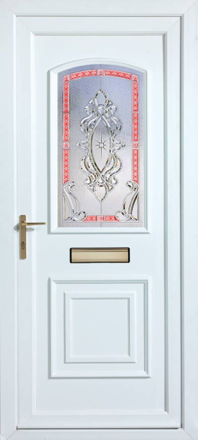 Panelled Doors - Kendal Virtuoso Ruby