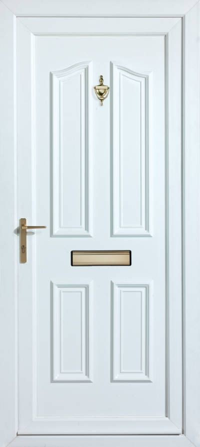 Panelled Doors - Lincoln Solid