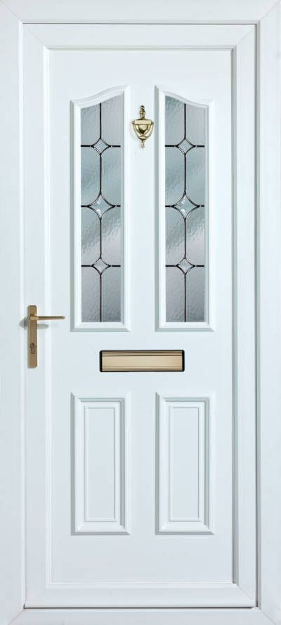 Panelled Doors - Lincoln Tiara