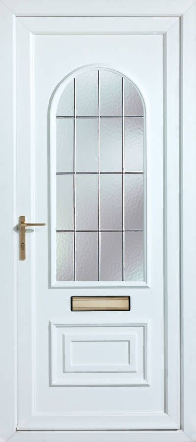 Panelled Doors - Square Lead
