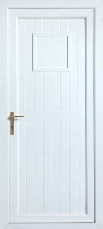 Panelled Doors - Warwick
