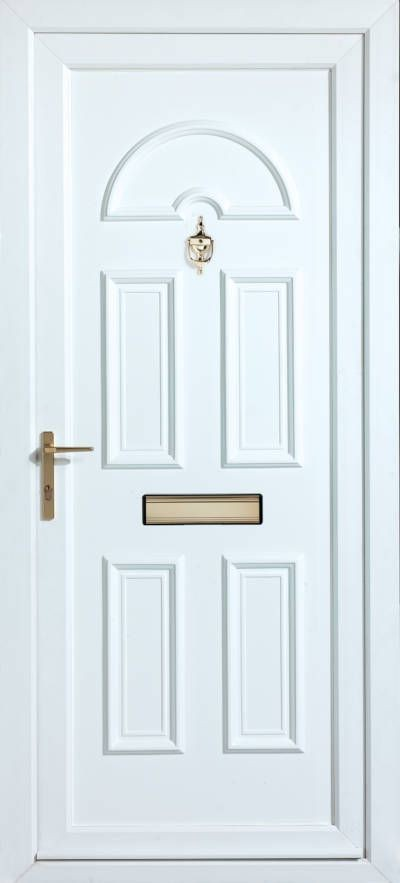 Panelled Doors - York Solid